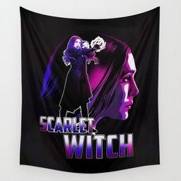 scarlet wicth Wall Tapestry