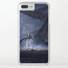 Predators Clear iPhone Case