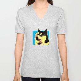 Doge Pop Unisex V-Neck