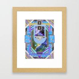 Event Horizon (2011) Framed Art Print