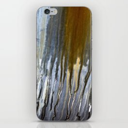 Metal Rain I iPhone Skin