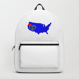 State of Oregon Backpack