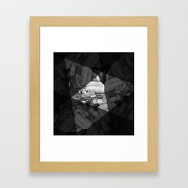 Machine-gun Framed Art Print