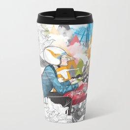 suna Metal Travel Mug