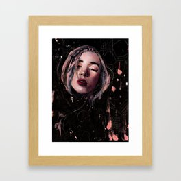 Gathering Lost Dreams Framed Art Print