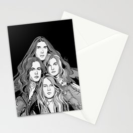 A Band Called Alice Stationery Cards