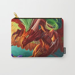 Bee-eating Dragon Carry-All Pouch