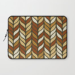 Boho Chic Retro Weave Laptop Sleeve