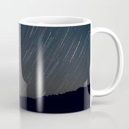 Starry Lined Coffee Mug
