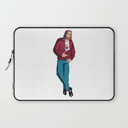 Live fast, die young Laptop Sleeve