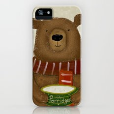 breakfast for bears iPhone SE Slim Case