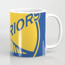 Golden State blue basketball logo Coffee Mug
