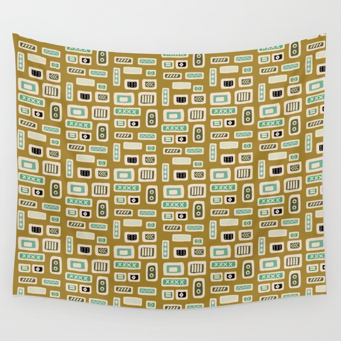 Signs Wall Tapestry