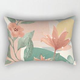Elegant Shapes 11 Rectangular Pillow