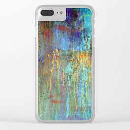 Onions WTF Enhanced Invert Clear iPhone Case