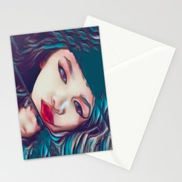 Glass Houses Stationery Cards