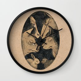 Where is the line? Wall Clock
