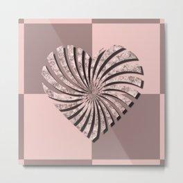 Valentine's day 2 Metal Print