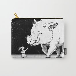 Edge of the universe: Warthog Carry-All Pouch