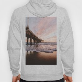 MANHATTAN BEACH PIER Hoody