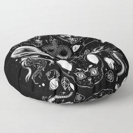 FAMILIAR SPIRITS Floor Pillow