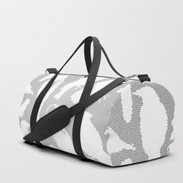 Wild Birds of America mosaic effect Duffle Bag