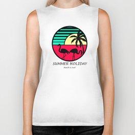Summer Holiday Biker Tank
