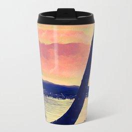 Tempest Island (Warmer Version) Metal Travel Mug