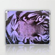 Be a Tiger (Purple) Laptop & iPad Skin