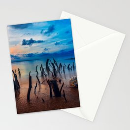 Among the Roots Stationery Cards
