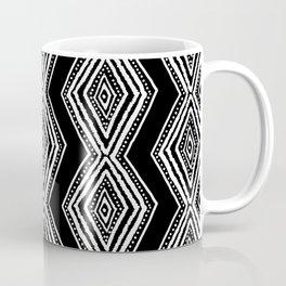 diamondback in black & white Coffee Mug