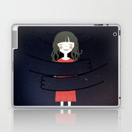 The Universe loves You Laptop & iPad Skin