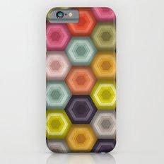 crochet honeycomb iPhone 6s Slim Case