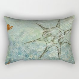 Single-Celled #21 Rectangular Pillow