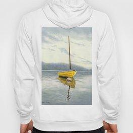 The Yellow Sailboat Hoody