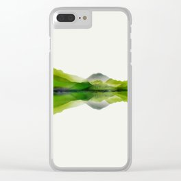 Reflection II Clear iPhone Case