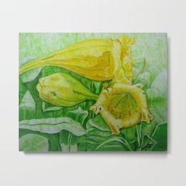 Bell Flower Metal Print
