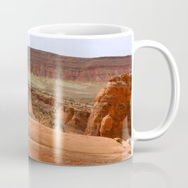 Delicate Arch A Famous Landmark Coffee Mug