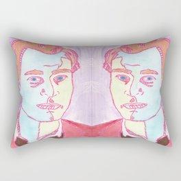 Christopher Nolan Rectangular Pillow