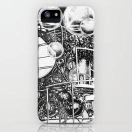 L A B  iPhone Case