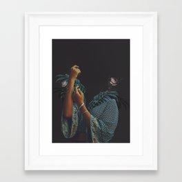 Seconds Before Dawn Framed Art Print
