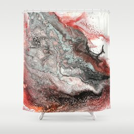 Goblin v.2 Shower Curtain