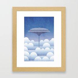cloud city bespin Framed Art Print