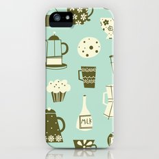 Cafe Au Lait iPhone (5, 5s) Slim Case