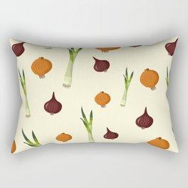 Onion pattern Rectangular Pillow