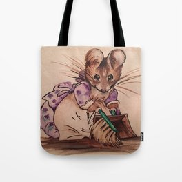Mrs. Tittlemouse Tote Bag