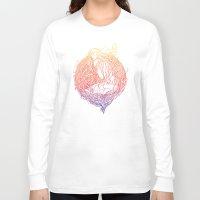 rapunzel Long Sleeve T-shirts featuring Rapunzel by Bacht