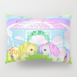 g1 my little pony collector ponies Pillow Sham