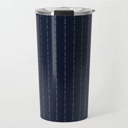 Conor Mcgregor SuiT F*ck You Navy Travel Mug