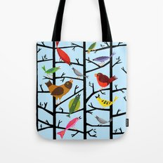 For All The Birds  Tote Bag